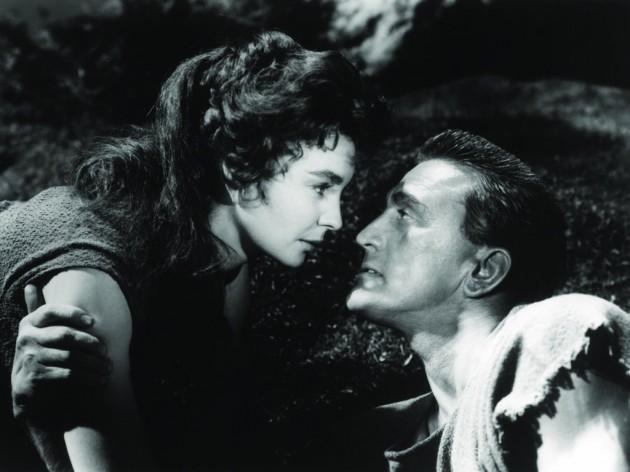 Espartaco y Varinia