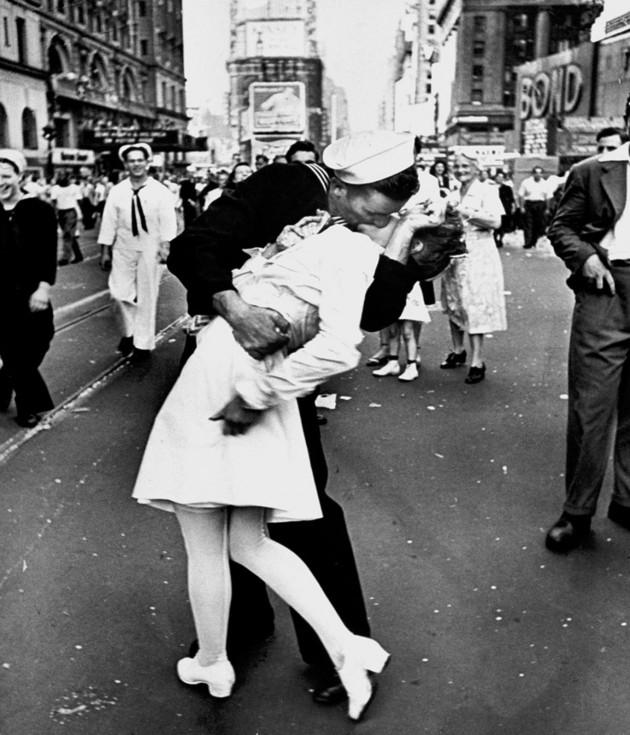 El beso marinero