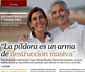 La Revista Misión nos entrevista sobre 'Manzana para dos'